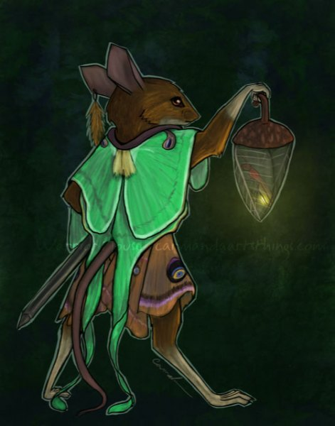 Mouse-Warrior