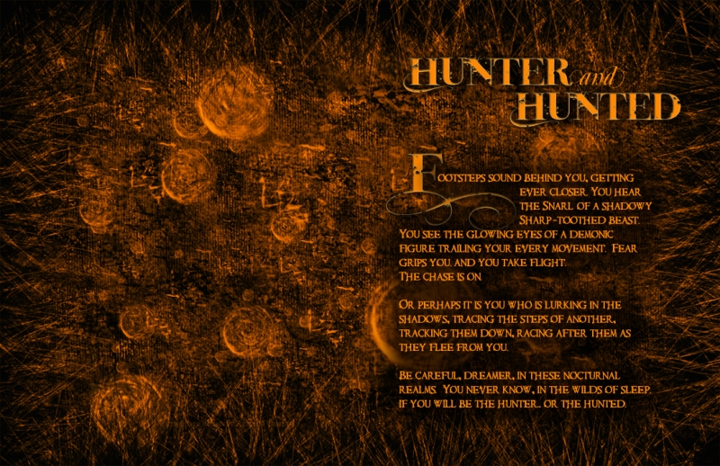 Hunter-and-Hunted