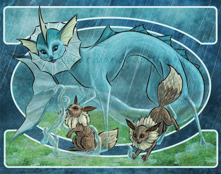 Vaporeon-and-Eevee-final