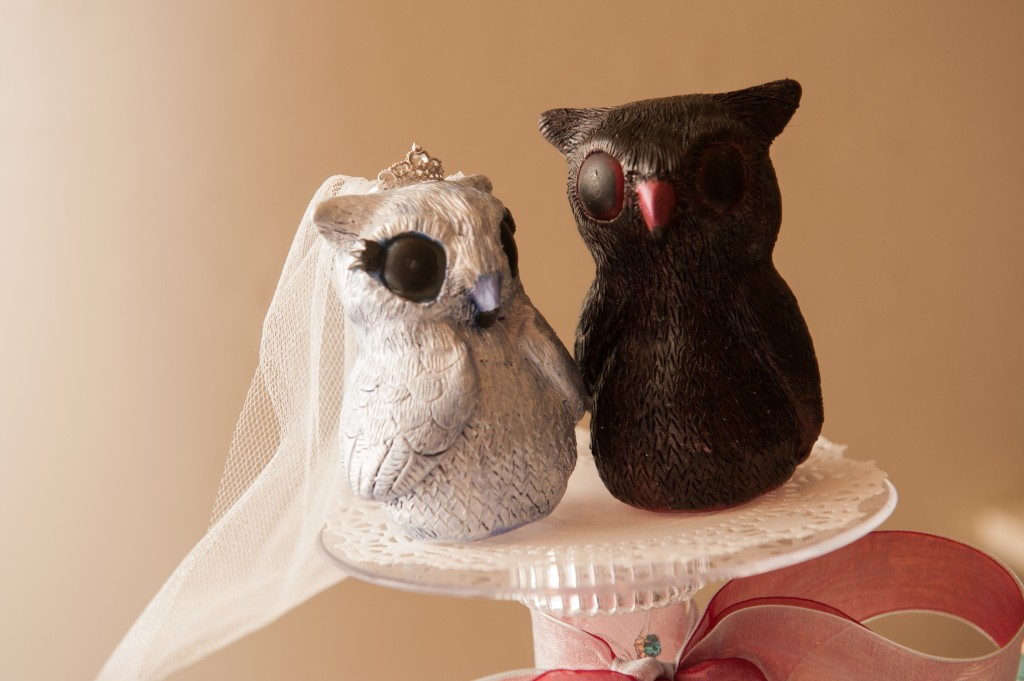 Custom Clay Cake Toppers