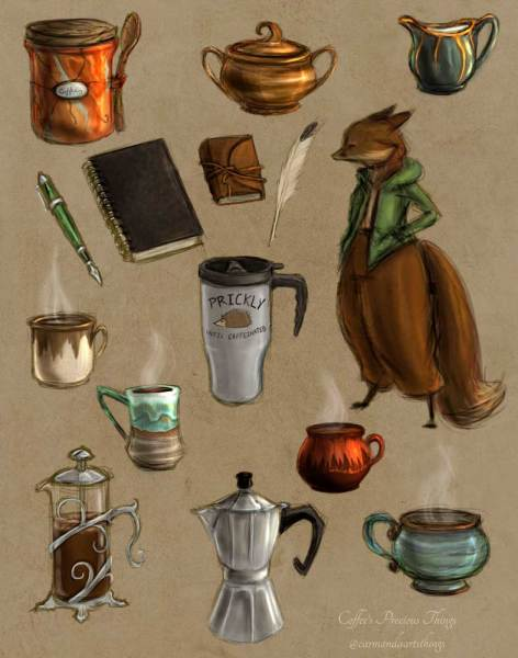 Coffee-Props
